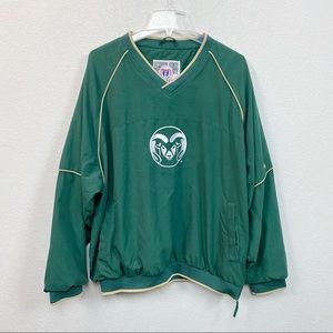 Other - CSU Rams Colorado State University Green Pullover